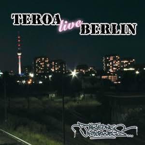 Teroa Live Berlin - Akteone Berlin - Deutscher HipHop