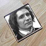 PAUL McGANN - Original Art Coaster #js002