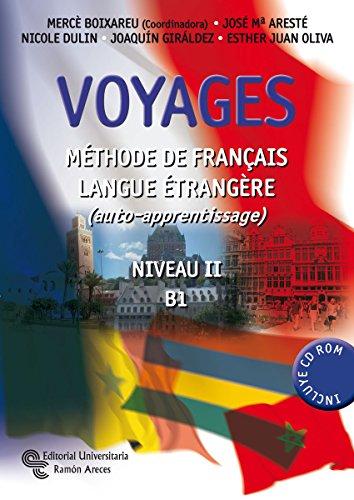 voyages-methode-de-francais-langue-etrangere-niveau-ii-b1-manuales