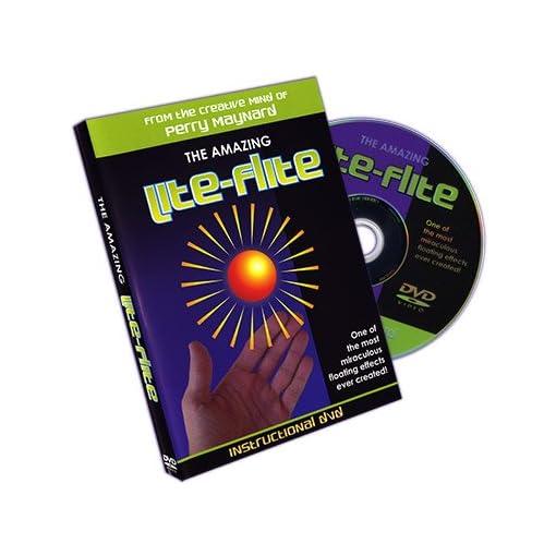 Amazing-Lite-Flite-Instructional-DVD-by-Perry-Maynard-DVD
