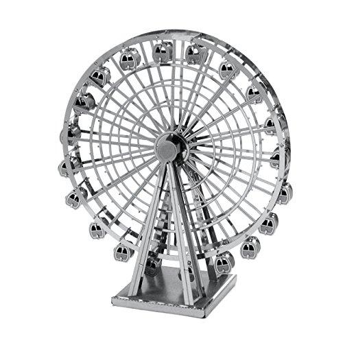 Metal Earth Fascinations FERRIS WHEEL 3d Metall puzzle, Konstruktionsspielzeug, Lasergeschnittenes Modell