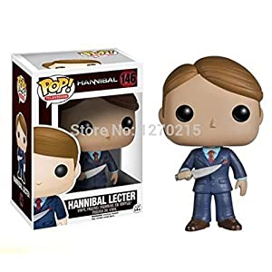 Hannibal Lecter POPVinyl From the TV Show Hannibal by FUNKO by Callums Toy Heaven