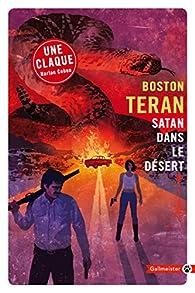 Satan dans le désert par Boston Teran