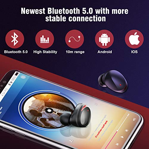 HolyHigh Neueste Bluetooth Kopfhörer Bild 4*