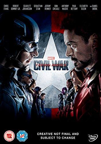 Captain America: Civil War [2016]
