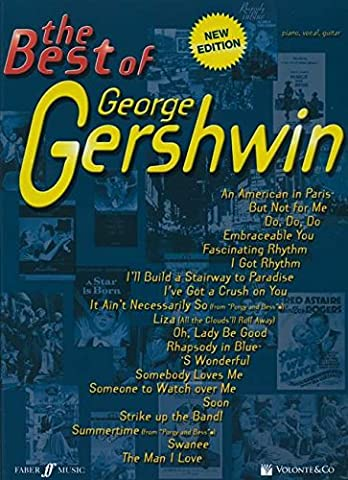 Gershwin The Best Of P/V/G