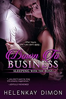Down To Business (Sleeping with the Boss Book 2) by [Dimon, HelenKay]