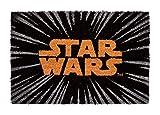 Erik Felpudo Star Wars, Multicolor, 40 x 60