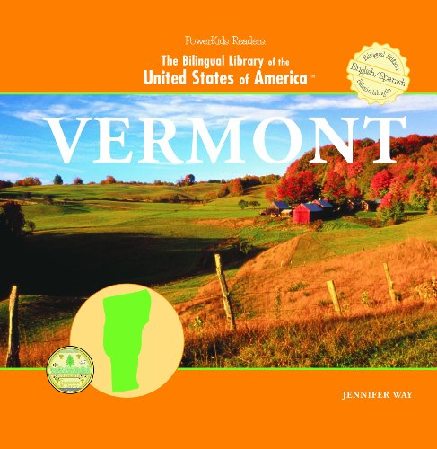 Vermont (The Bilingual Library of the United States of America)