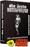DIE ÄRZTE Notenfreund inkl. Plektrum - alle Songs von 1984(Debil) bis 2003(Geräusch) mit Noten und Text im praktischen Ringordner (Noten/Sheetmusic)