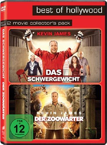 Best of Hollywood - 2 Movie Collector's Pack: Das Schwergewicht / Der Zoowärter [2 DVDs]