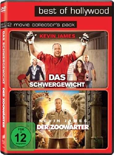 Preisvergleich Produktbild Best of Hollywood - 2 Movie Collector's Pack: Das Schwergewicht / Der Zoowärter [2 DVDs]