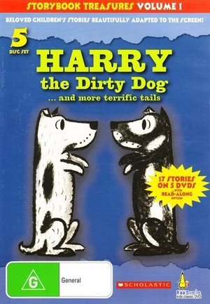 Harry the Dirty Dog... and More Terrific Tales [5 DVDs] [Australien Import]