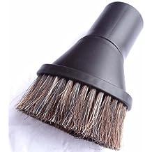 Cleanwizzard–Bocchetta di aspirazione rotante, con setole naturali adatto per Miele S88310incluso 1rotolo di 16l sacchetto rifiuti