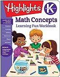 Kindergarten Math Concepts (Highlights Learning Fun Workbooks)