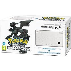 Console Nintendo DSi blanche + POKéMON version blanche - édition Limitée