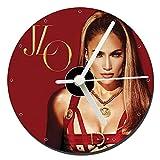 MasTazas Jennifer Lopez JLO C Orologio CD Clock 12cm