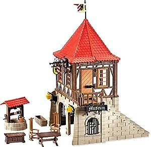 playmobil 6307 - Musée dans une maison moyen âge