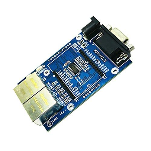 MagiDeal Hlk-rm04 Tcp Ip Ethernet Converter Modul Serielle Uart Zu Wan Lan Wifi