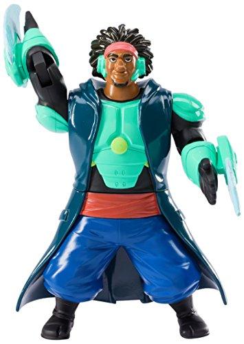 Bandai 38618 - Disney's Baymax - Wasabi No Ginger Feature Figur (Big Hero Six Marvel)