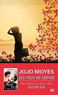 Les yeux de Sophie par Jojo Moyes