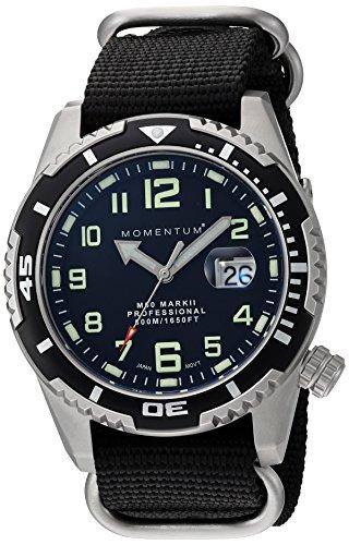 Momentum Herren-Armbanduhr 1M-DV52B7B