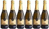 Signore Giuseppe Piedmont Asti Spumante Vin Mousseux Blanc 0,75 L - Lot de 6