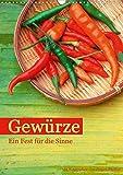 Gewürze - Ein Fest für die Sinne (Wandkalender 2020 DIN A3 hoch): Praktischer Küchenplaner mit 13 Bildern (Geburtstagskalender, 14 Seiten ) (CALVENDO Lifestyle)