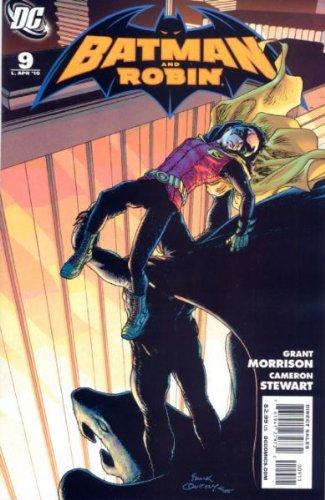 Batman and Robin, Vol. 1 #9A