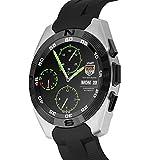 Orologio da polso Hublot kajsao-g5Smart fitness orologio da polso mobile phone (inglese, tedesco, spagnolo, italiano, francese), SMS/WeChat informazioni Timely promemoria,