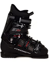 Tecno Pro ST 50 MS - Botas de esquí para hombre, color negro 051 SCHWARZ Talla:27.5