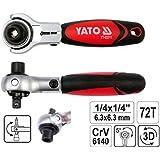 Yato yt-03311–rotatif 2dans le manche 1de cliquet
