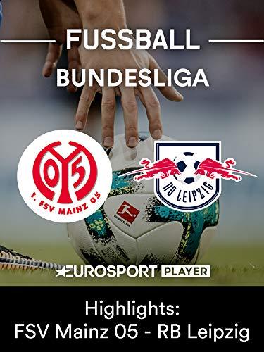 Highlights: 1. FSV Mainz 05 gegen RB Leipzig