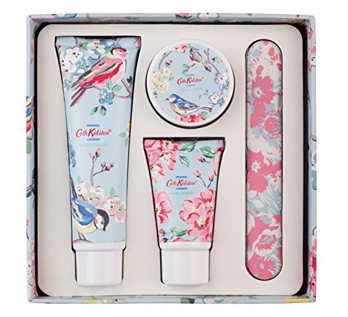 Cath Kidston Blossom Birds Apple Blossom and Elderflower Absolute Manicure Set-FG5404 (2017-02-21)