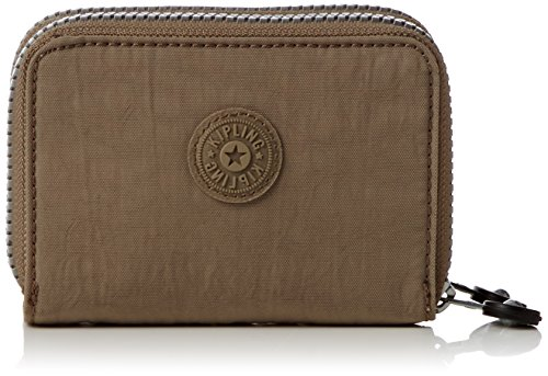 Kipling Womens Abra Wallet Warm Grey