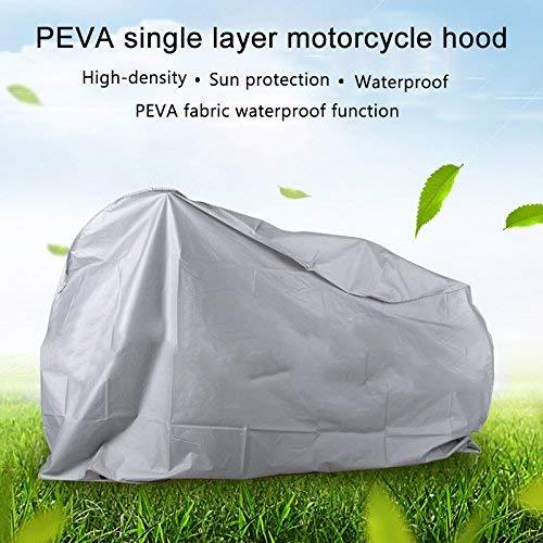 wqeew Bicicleta Funda Antipolvo Impermeable Cubierta Protector Interior y Exterior Bicicleta Accesorios - 100 * 200cm