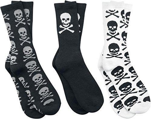 Skull Sox Calze multicolore EU 36-41