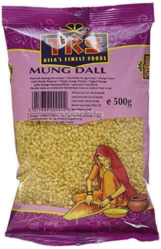 TRS Linsen Mung Dal (1 x 500 g)