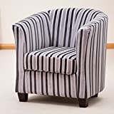 Sofa Collection Francois Striped Tub Chair