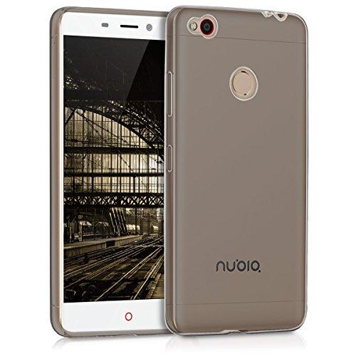 kwmobile ZTE Nubia N1 Hülle - Handyhülle für ZTE Nubia N1 - Handy Case in Schwarz