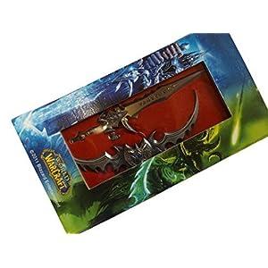 Sammler Verpackung: World of Warcraft Replik Herren Jungen Maßstab Modell Frostmourne Schwert (Not Sharp) – von fat-catz-copy-catz