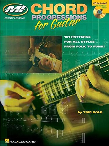 Tom Kolb: Chord Progressions For Guitar