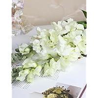 fiori artificiali, Seta Delphinium Fiori Artificiali - Delphinium Vaso