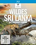 Wildes Sri Lanka [Blu-ray] [Import anglais]