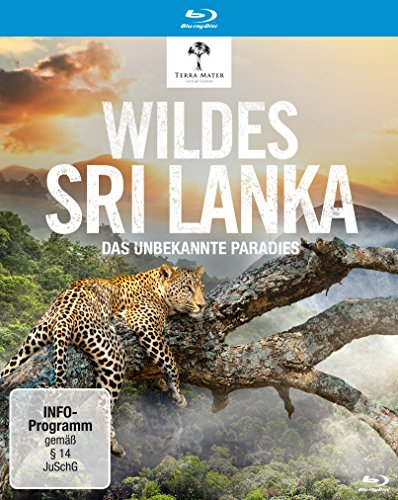 Wildes Sri Lanka [Blu-ray]