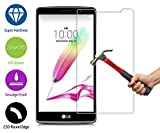 ZeWoo Display Glas Panzerfolie für LG G4 Stylus H635 (NICHT FÜR Normales LG G4) Glasfolie Hartglas Schutzfolie 9H *2.5D, nur 0,33mm dünn