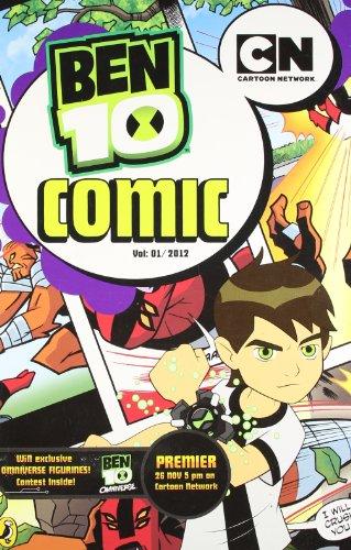 Ben10 Comic - Vol. 1