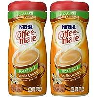 COFFEEMATE CARB VANILLA 10.2 OZ