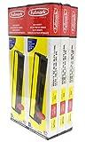 Fullmark N477BK Nastro Compatibile per Stampante Epson FX / MX / RX 70 /80 FX / LX 800 LQ 300 / 500 / 570 / 800 / 850 / 870, #8750, Nero, Confezione da 6 Pezzi