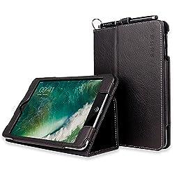 Die Snugg Apple iPad Mini 1 und Mini 2 Hülle ist schmal, formschön und passgenau auf das iPad Mini 1 und Mini 2 zugeschnitten. Die Hülle besteht außen aus strapazierfähigem Kunstleder und innen aus weichem Premium Nubuck Innenfutter. Das Material ist...